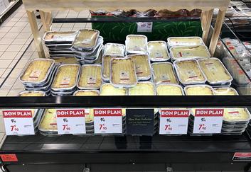 Carrefour St Egrève : Mise en avant des délicieuses recettes de Parmentier