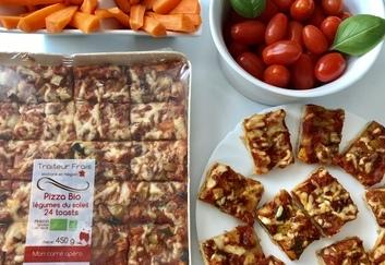 24 toasts Pizza Bio, le top pour l'apéro !
