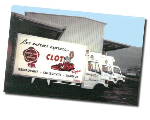 1980 Camions Pizza Clot