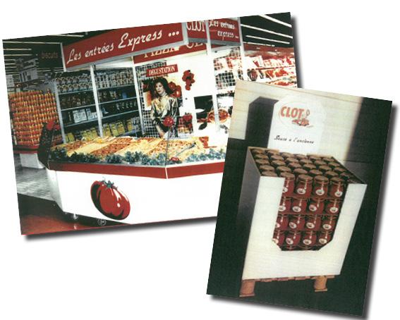 1981 Sauce Tomate et Animation Supermarché