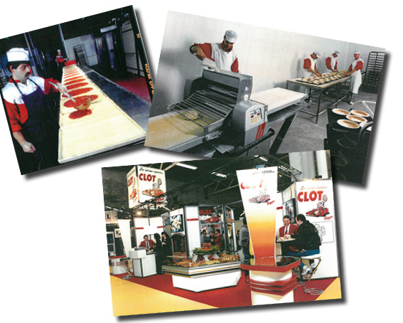 1990 Fabrication Et Salon Pro